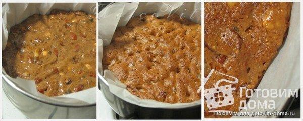 Panforte di Siena - Итальянские рождественские сладости фото к рецепту 3