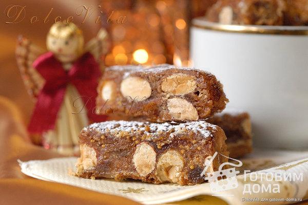 Panforte di Siena - Итальянские рождественские сладости фото к рецепту 5