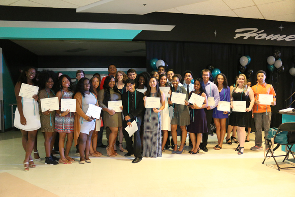 Senior Awards Night At RPBHS