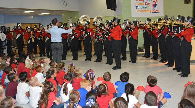 9/11 Remembrance At Golden Grove