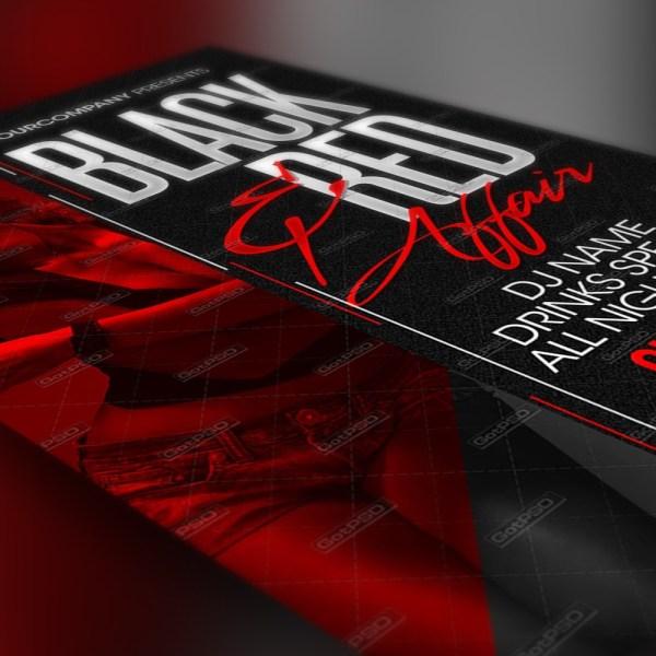 Black & Red Affair 2