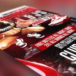 Strippers & J's Flyer