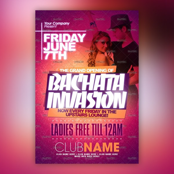 Bachata Invasion