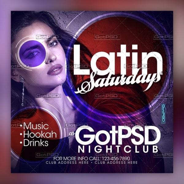 Latin Saturdays