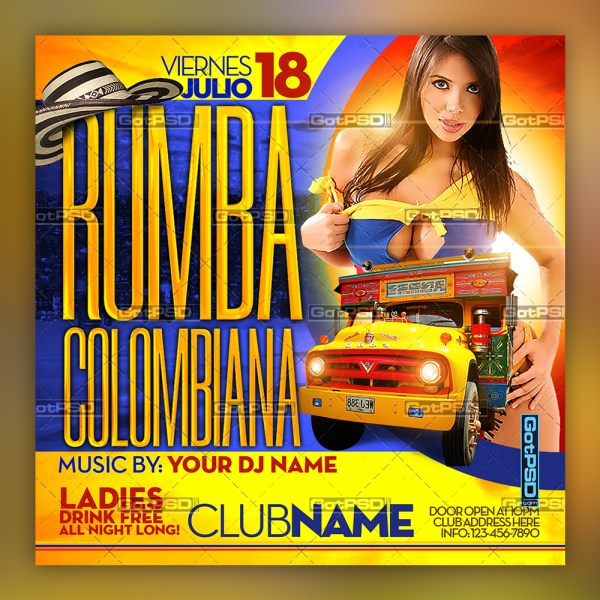 Rumba Colombiana