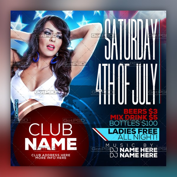 saturday 4th of july