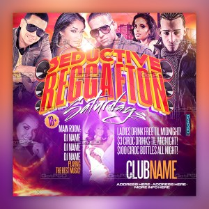 Seductive Reggaeton