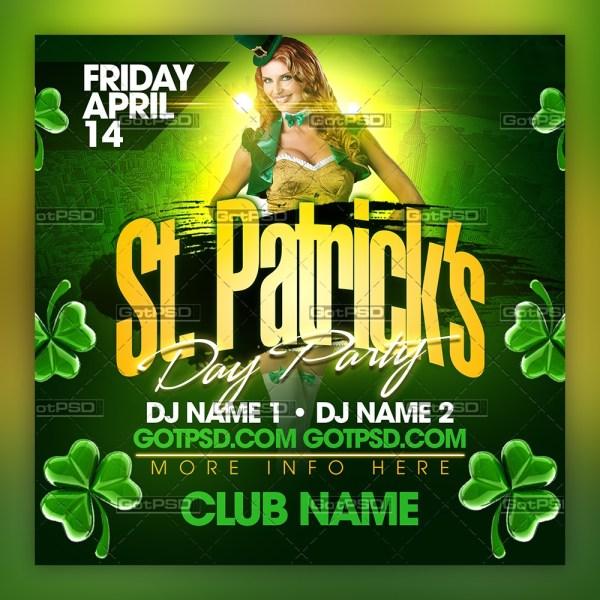St. Patrick's 1