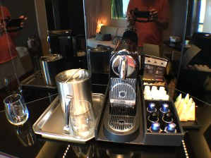 Haven coffee service