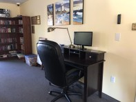 Clubhouse workstation