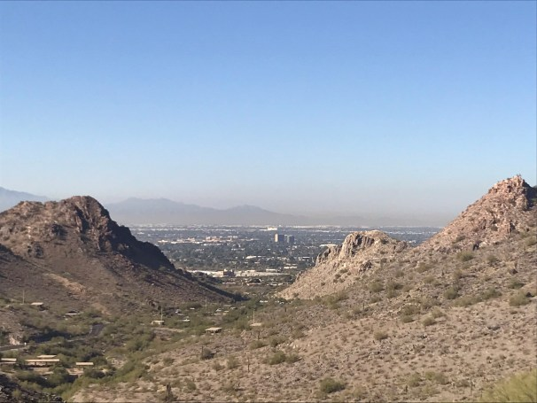 Piestewa Peak Views 1