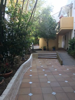 Pathway to Room