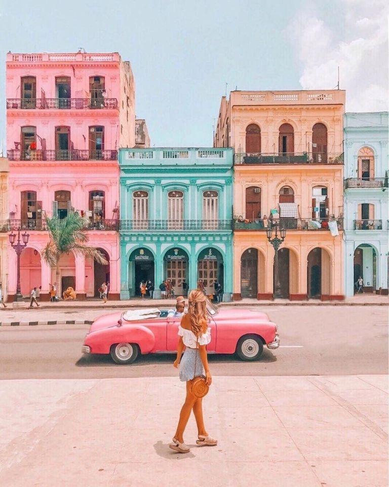 paquete de viaje a cuba