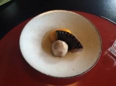 Course 4: Octopus, Pumpkin and Taro Ball