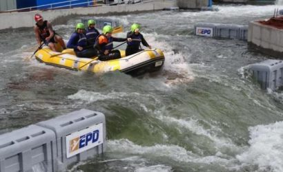 Glasgow Urban Rafting