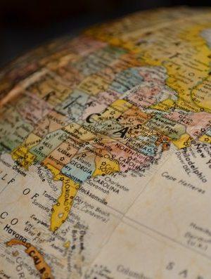 Globe, Americas