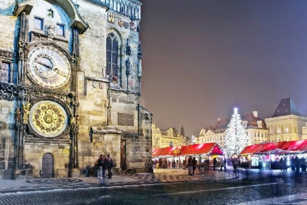 14-Day Christmas in Europe Tour Package