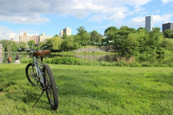 Waterfront Greenway and Central Park Bike Tour
