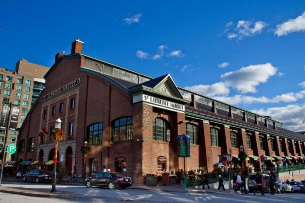 St. Lawrence Market and Old Town Toronto Food Tour