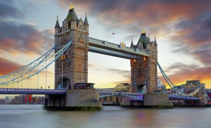 Morning London Open Top Bus Tour and Thames River Cruise