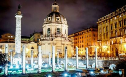 9-Day Central and Southern Europe Vacation Package: Prague to Rome