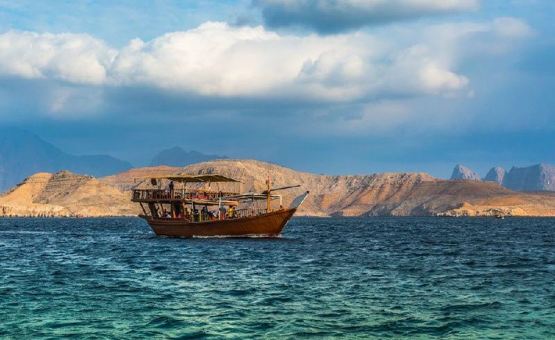 Musandam, Dibba Day Cruise From Dubai with Lunch