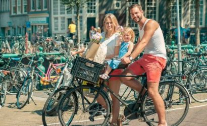 3-Hour Amsterdam Bike Tour