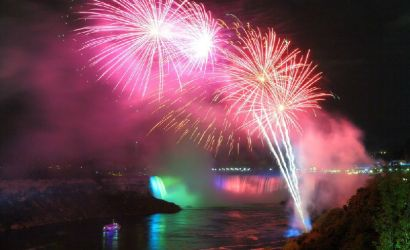 Niagara Falls Sightseeing Tour - All American Illumination