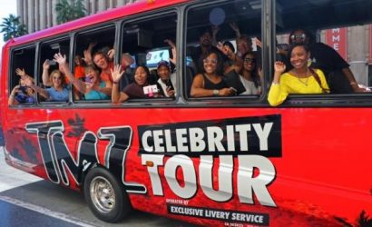 Hollywood TMZ Celebrity Tour From Las Vegas with Lunch