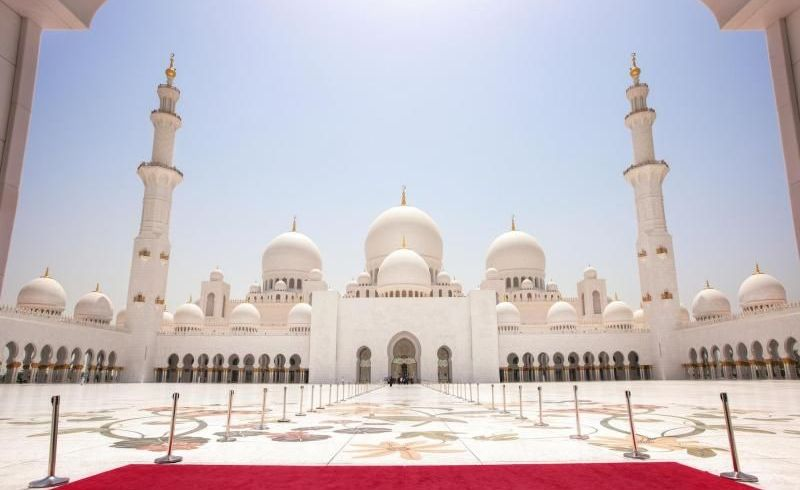 Abu Dhabi Mosque, Louvre Museum Tour From Dubai with Lunch