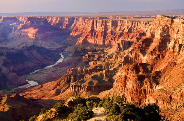 6-Day Bus Tour to Death Valley, Grand Canyon, Las Vegas, Los Angeles from San Francisco