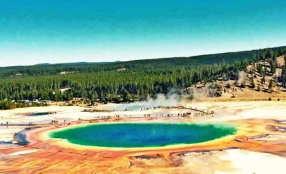 8-Day Las Vegas, Grand Canyon South, Horseshoe Bend, Upper Antelope Canyon, Grand Teton and In-Depth Yellowstone Tour Package