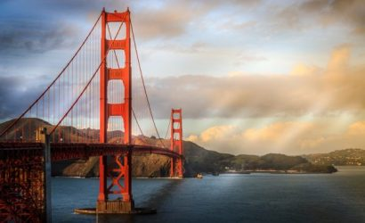 10-Day San Francisco, Grand Canyon Tour, Seven Theme Items at your Choice from LA