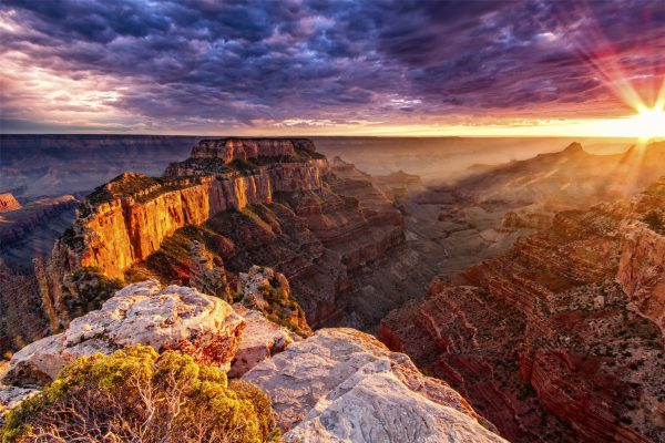 5-Day Grand Canyon Tour and Seven Items at your Choice