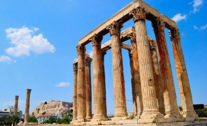 Athens Mythology Walking Tour: Plaka, Areopagus, Ancient Agora