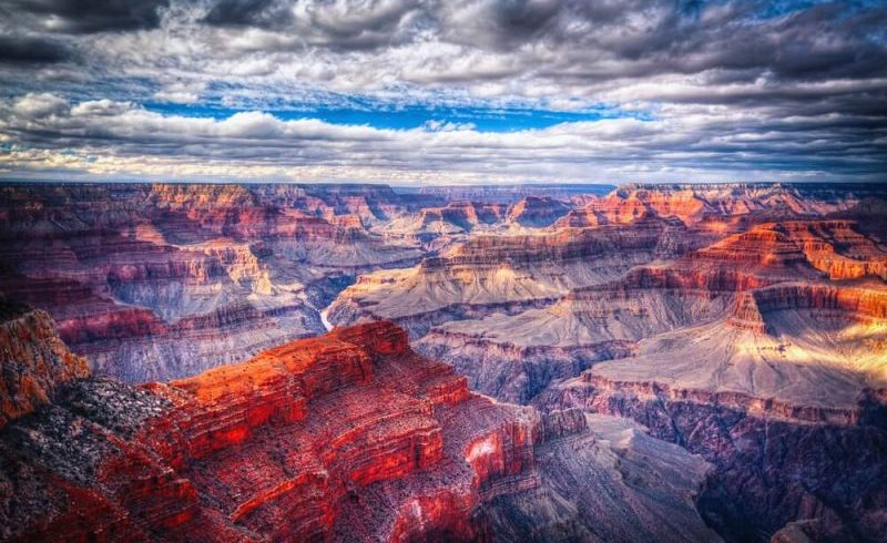4-Day Grand Canyon South Bus Tour From Los Angeles or Las Vegas