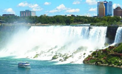 3-Day Bus Tour to Niagara Falls, Corning Museum of Glass and Boston from New York