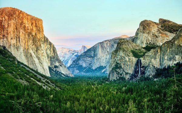 6-Day Bus Tour to Yosemite, Grand Canyon, Antelope Canyon, Zion, Bryce, Las Vegas, Los Angeles from San Francisco