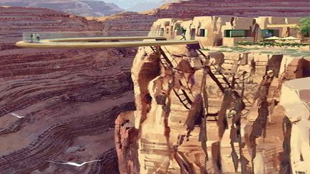 6-Day Bus Tour Package to Grand Canyon West
