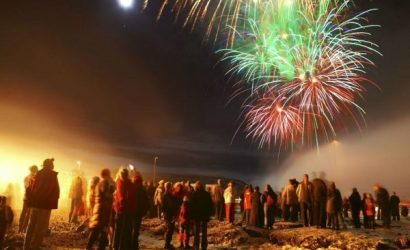 4-Day New Year`s Eve in Reykjavik City Break