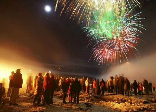 4-Day New Year's Eve in Reykjavik City Break
