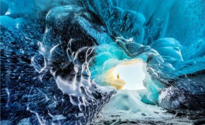 Vatnajokull Ice Cave Tour from Jokulsarlon