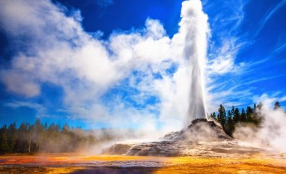 7-Day West Coast National Park Tour: Yellowstone, Lake Powell, Grand Teton, Grand Canyon West, Las Vegas and Salt Lake City