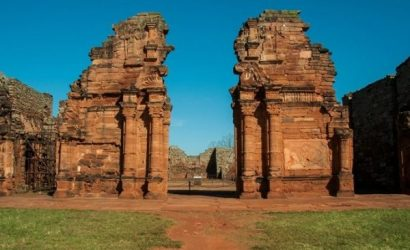 San Ignacio Jesuit Mission and Wanda Mines Tour From Puerto Iguazu