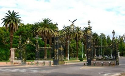 Mendoza City Tour and General San Martin Park