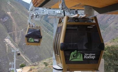 Kuelap Ancient Fortress Tour with Cable Car Ride