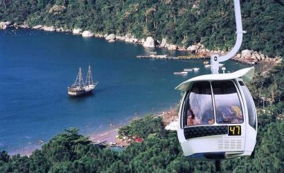 Unipraias Park Tour with Cable Car