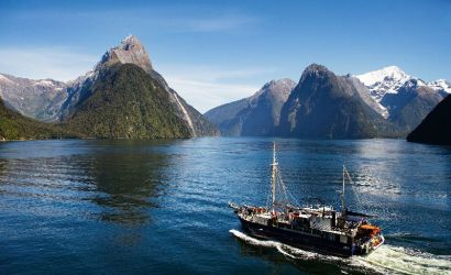 7-Day South Island Coastal Tour