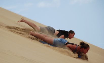 Full-Day Cape Reinga Dune Rider Tour