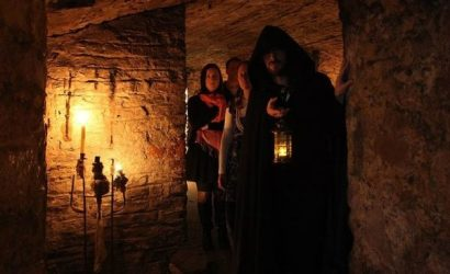 Edinburgh Ghostly Underground Tour